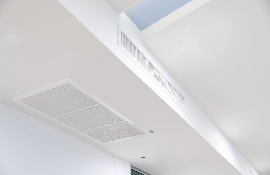 impianto di climatizzazione dell'aria