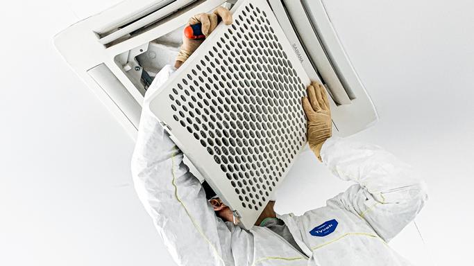 CoolClean: il servizio innovativo di pulizia Fancoil